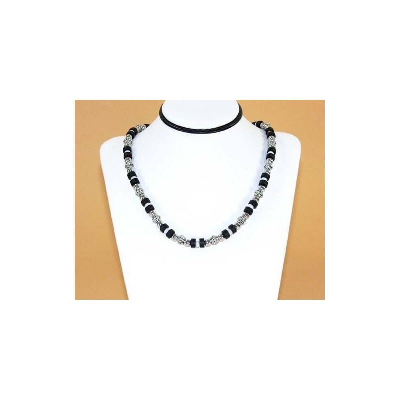 collier plage homme